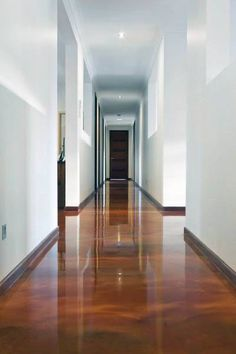 Concrete coatings and concrete floors. Polished concrete and seamless flooring - floor coatings. Basement Remodel Diy, Basement Renovations, Basement Plans, Basement Ideas, Basement Flooring, Kitchen Flooring, Flooring Ideas, Wood Flooring, Plywood Floors