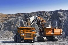 Mining- process of extracting useful metals from Earth (ore processing)