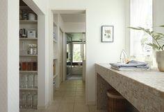 お洗濯の導線を考えた、奥さまの家事を楽チンにしてくれる家事室