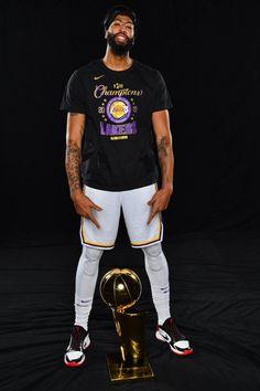 Basketball Is Life, Nba Basketball, Mixed Boy, Anthony Davis, Sporting Live, Magic Johnson, Nba Champions, Nba Players, Los Angeles Lakers