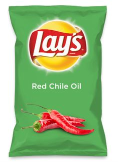 Wouldn't Red Chile Oil be yummy as a chip? Lay's Do Us A Flavor is back, and the search is on for the yummiest flavor idea. Create a flavor, choose a chip and you could win $1 million! https://www.dousaflavor.com See Rules.