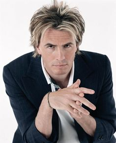John Taylor - Duran Duran. Interview Magazine: Anderson & Low- still looking good.......