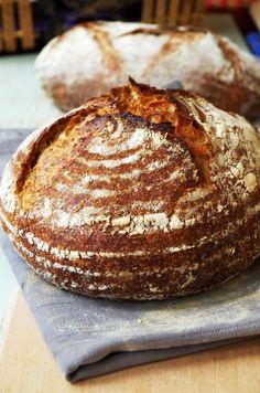 Докторский хлеб на закваске