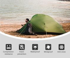 MAKE YOUR CAMPING EXPERIENCE AMAZING AS IF YOU ARE LIVING AT HOME  #tent #camping #outdoor #survival
