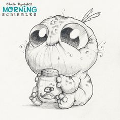 Bugs!!!  #morningscribbles