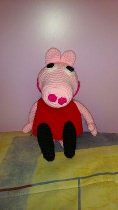 Peppa pig (por delante)