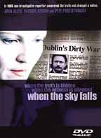 When the Sky Falls based on a true story of Veronica Guerin, an Irish journalist discovers a drug ring in Dublin which leads to her deep in the world of organized crime and eventually killed Irish Movies, St Patricks Day, Investigations, Veronica, Dublin, True Stories, Drugs, Crime, Ireland