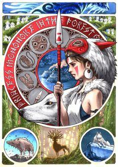 The Art Of Animation The Art Of Animation, Takumitoxin - . Hayao Miyazaki, Pearl Harbor, Totoro, Stranger Things, State Parks, Art Studio Ghibli, Art Nouveau, Art Deco, Tomb Raider Cosplay