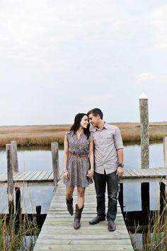 Laura & PJ