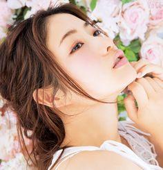 石原さとみは気づいている! 男子をドキッ♡とさせる方法。【VOCE6月号Cover Beauty】 #Satomi Ishihara