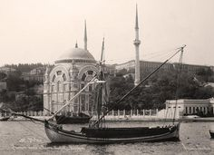 Dolmabahçe Camii -1890