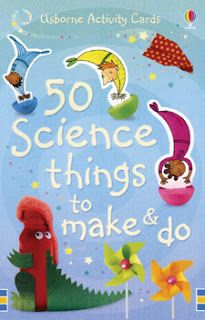 Usborne 50 Science Things to Make and Do | Delightful Learning