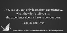 Hank Phillippi Ryan From Writes of Passage: Adventures Of The Writer's Journey. http://www.amazon.com/gp/product/194196219X/ref=s9_simh_gw_p14_d7_i1?pf_rd_m=ATVPDKIKX0DER&pf_rd_s=center-2&pf_rd_r=044Q1H2PYA8A7V0P3JE8&pf_rd_t=101&pf_rd_p=1688200422&pf_rd_i=507846    #women #crime #writers