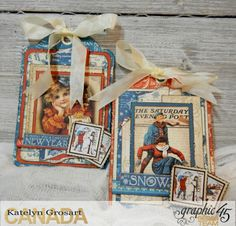Winter Tags, Place In Time DCE _ Children's Hour, Tutorial By Katelyn Grosart, Product By Graphic 45, Photo 7