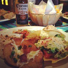Mexican food! #LunaLocaMexicanRestaurant