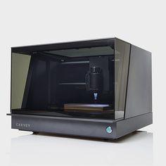Carvey desktop laser cutter