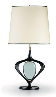 Max Ingrand, Table Lamp for Fontana Arte, 1955.