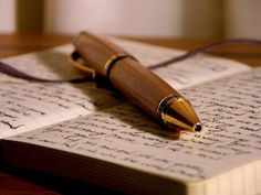 Pena Mas I'om: 7 Manfaat Menulis Diary