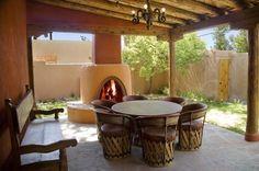 Casa Azul   Casas de Santa Fe   Vacation Rentals in Santa Fe New Mexico