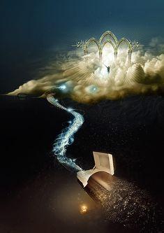Stairway to Heaven by Virus69.deviantart.com on @deviantART