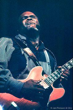 The Great  Freddie King, - most underlistened* bluesman
