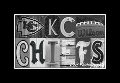 Kansas City Chiefs Print by a2zphotography on Etsy, $20.00