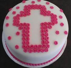 Tori's First Communion Cake