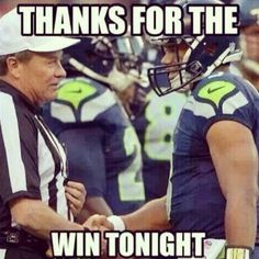 The 13th Man (ok ok, this is the last one regarding the Seahawks game.......mmmmaybe :) )