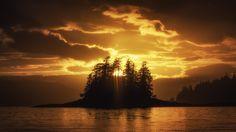 Ketchican Sunset -