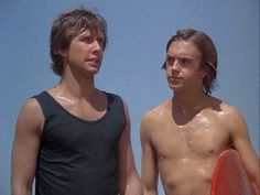 Parker Stevenson and Shaun Cassidy in The Hardy Boys. My BFF from 2nd grade ( who is still my BFF) use to love watching this together!