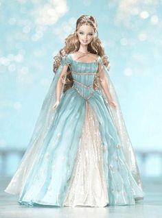 Image - BARBIE etherial - ★Les poupées BARBIE de collection, les plus belles... - Skyrock.com