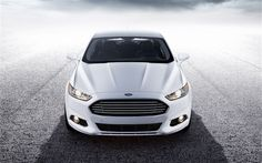 2013 Ford Fusion. Beautiful car.