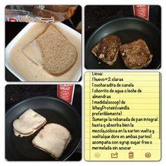 Pan con aditamentos especiales...