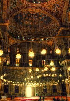 Mohammed Ali Mosque - Cairo - Egypt