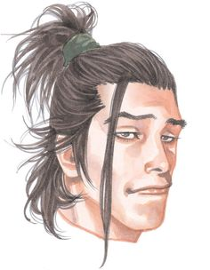 Lost Odyssey Art & Pictures, by takehiko Inoue. Jansen Friedh Face