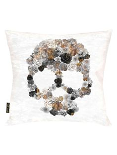 Sticks and Stones Pillow by Oliver Gal at Gilt