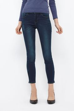 The Best Jeans You Can Get For Under $100 #refinery29  http://www.refinery29.com/cheap-jeans-under-100-dollars#slide9