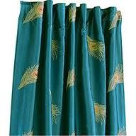 My pier one peacock curtains <3  One thing on my dream list I have!!  :)