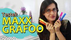 Tudo sobre as canetas permanentes Maxx Grafoo da Compactor