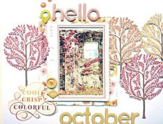 * Hello October *