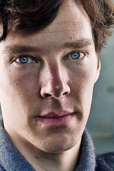 Am I wrong or does that look like a feel? I guess this is a Cumberbatch pic and not a Sherlock...