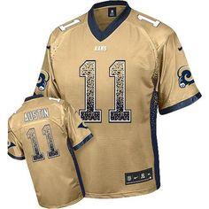 nfl ELITE Los Angeles Rams Stedman Bailey Jerseys