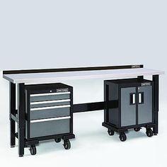 garage organization organizations and craftsman on pinterest
