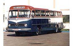 OLD BUS MERCEDES - BENZ from BREDA TOUR,Rio de Janeiro,BRASIL