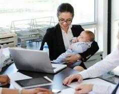 3 mitos sobre o equilíbrio entre a maternidade e uma carreira corporativa de sucesso