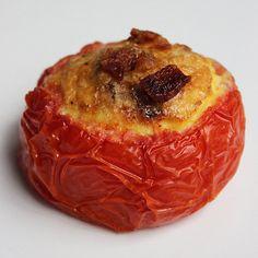 Egg Baked in Tomato Recipe | POPSUGAR Fitness