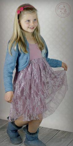 """Ebook """"Elise"""" - Mädchenkleid von 74 bis 158"""