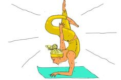 12 Do's and Don'ts For Becoming A Famous Yoga Teacher via The Yoga School of Satire