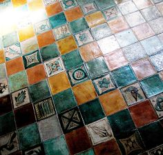 Flemish Stove Tiles Made In The Same Way As Medieval