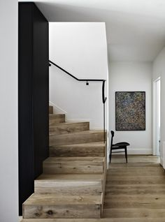 Brighton #2 Residence- Templeton TIMBER IS THE GREY WASHED OR BLEACHED OAK .LOOKS GOOD WITH BLK AND WHITE